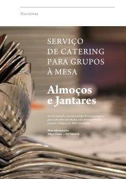 Restaurante Nacional Catering GERAL LOW