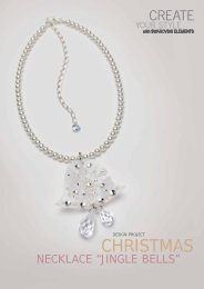 Design Project Christmas Necklace: Jingle Bells - Create Your Style