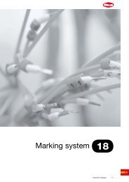Marking system 18