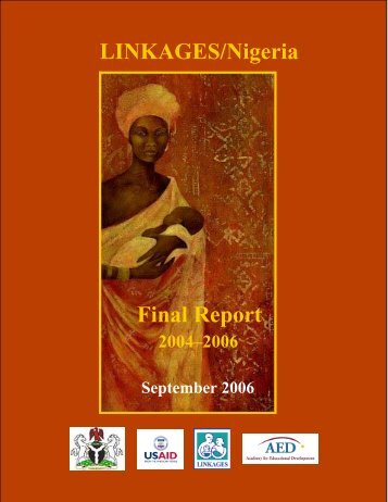LINKAGES/Nigeria Final Report - Linkages Project