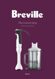 The Control Grip - Breville