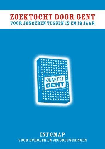 zoektocht door gent - Visit Gent
