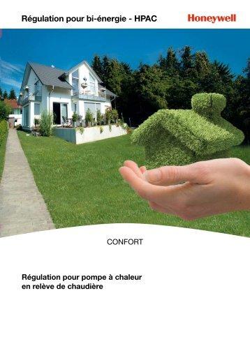 Régulation pour bi-énergie - HPAC - Annuaire