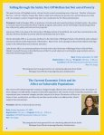 Fall 2009 - University of Michigan School of Social Work - Page 4
