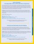 Fall 2009 - University of Michigan School of Social Work - Page 7