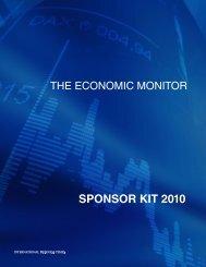 Sponsor Kit 2010