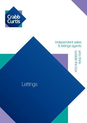 Lettings Brochure - Crabb Curtis