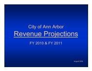 presentation - Local in Ann Arbor
