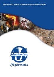 Madencilik, İmalat ve Ekipman Çözümleri Liderleri - Manhattan ...