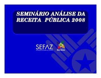 Secretaria Adjunta da Receita Pública - Sefaz
