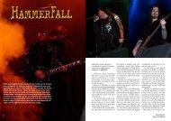Hammerfall - hallowed.se