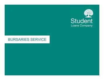 BURSARIES SERVICE - HEI Services