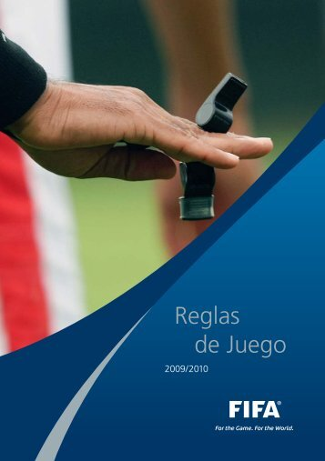 Reglas de Juego 2009/2010 - FIFA.com