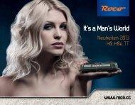 It's a Man's World - Roco Models