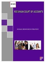 Human resources strategy - Curtea de Conturi