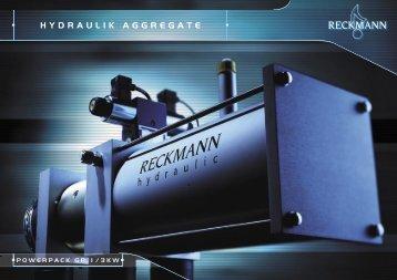 PowerPacks Broschüre Deutsch - Reckmann Yacht Equipment GmbH
