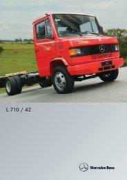 L710/42 EuroIII - Mercedes Benz