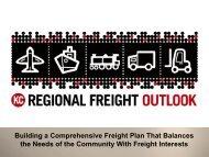 KC Regional Freight Study.