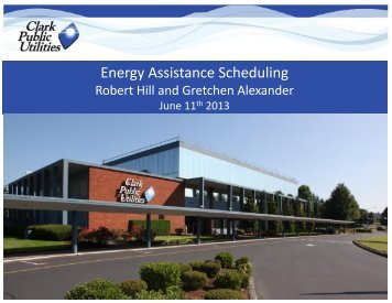 Alexander, Gretchen - National Energy and Utility Affordability ...