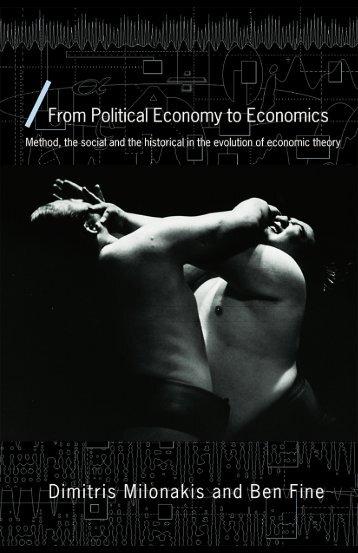 From_Political_Economy_to_Freakonomics
