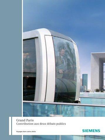 Grand Paris - Siemens