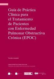 (EPOC). - Comunidad de Madrid