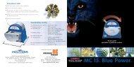 MC 15. Blue Power. MC 15. Blue Power. - Indutherm ...