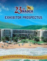 March 19-22, 2012 - NADCA