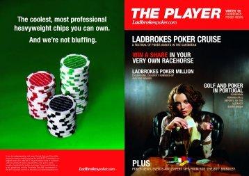 THE PLAYER - Ladbrokes