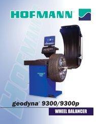 geodyna™ 9300 / 9300p - Ctequipmentguide.ca
