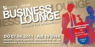 DO 07.04.2011 · AB 19 UHR - Marketingclub Saar