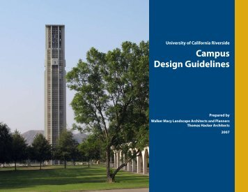 Campus Design Guidelines - Capital Resource Management