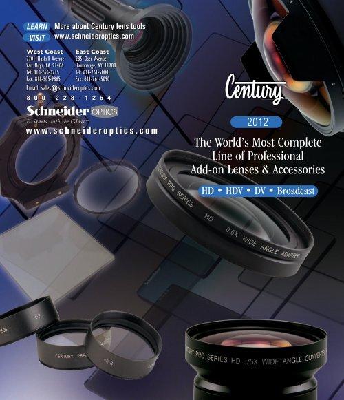 Century 1.6X HD Tele-Converter 170//150