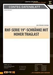 conteg datenblatt rhf-serie 19