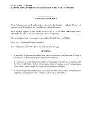 GC 21.pdf - CANONE DI OCCUPAZIONE SUOLO ED - Comune di ...