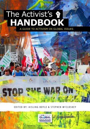 Activist's Handbook - DevelopmentEducation.ie