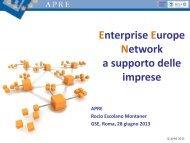 Enterprise Europe Network - Corrente - Gse