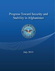 Report - United States Department of Defense