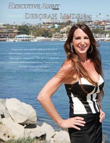 Deborah Linden - Executive Agent Magazine