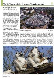 Von der Tropenerlebniswelt bis zum ... - Zoo Wuppertal