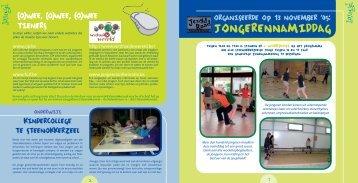 JONGERENNAMIDDAG - Steenokkerzeel