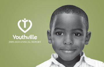 2009-2010 ANNUAL REPORT - Youthville