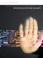 ZEHN REGELN FÜR EINE ELEGANTE - Universität Kaiserslautern