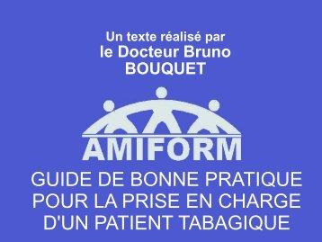 guide de bonne pratique pour la prise en charge d'un patient ...