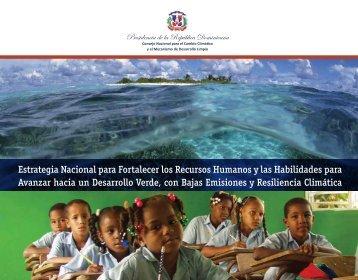 Estrategia Nacional para Fortalecer los Recursos ... - UN CC:Learn