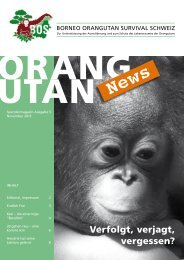 Lesen Sie in der aktuellen Ausgabe - BOS Schweiz
