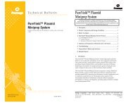 PureYield™ Plasmid Miniprep System