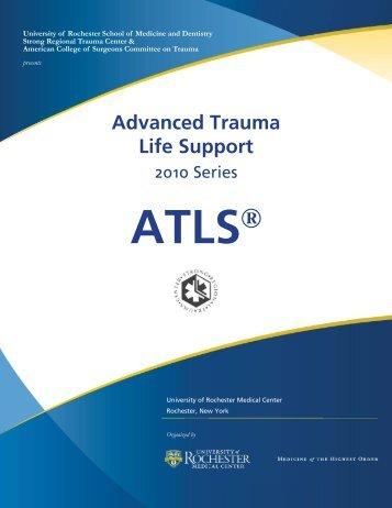 Atls - University of Rochester Medical Center
