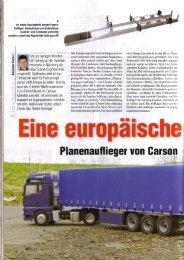 Euro-Sattelauflieger für Tamiya-Zugmaschinen (PDF ... - Alex Kalcher