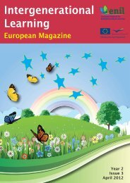 Enil Magazine ( Issue 3 ) - European Network For Intergenerational ...